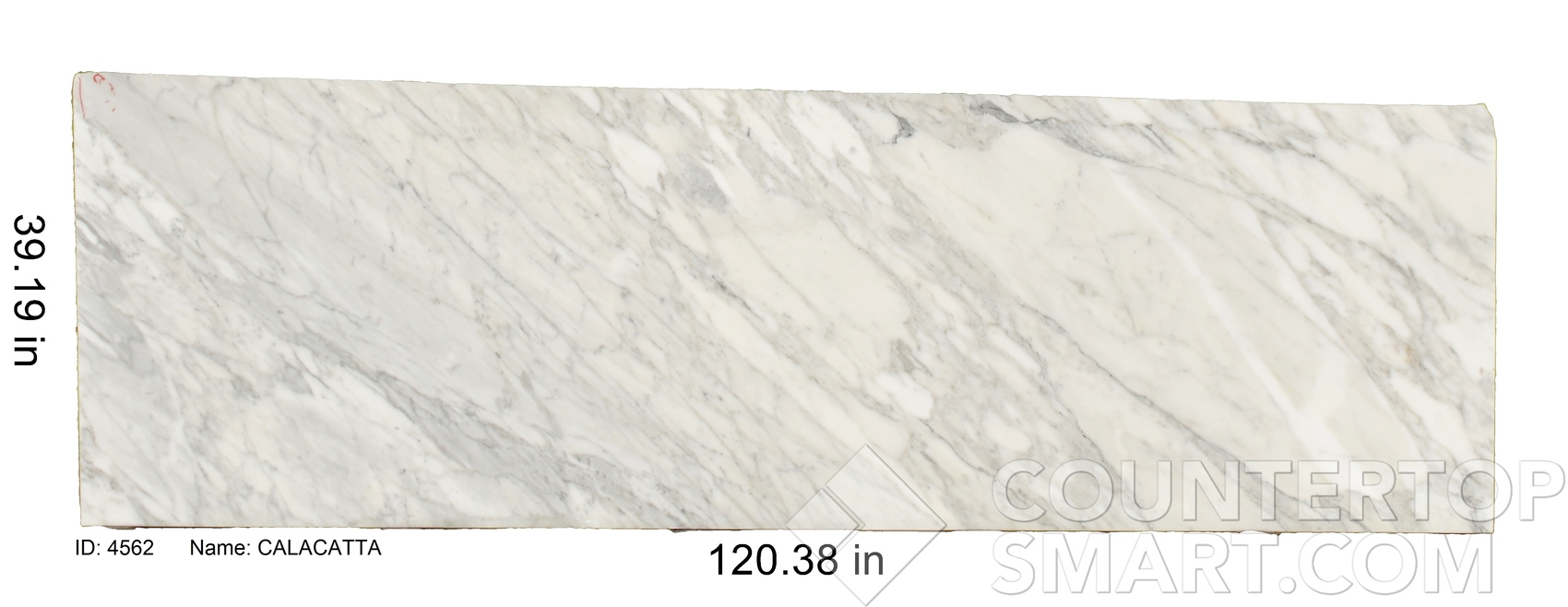 75 Off Your Perfect Marble Calacatta Caldia Countertop Remnant In Austin Texas Only 1265 37