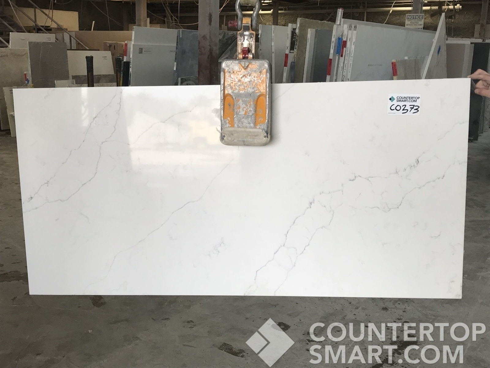 88 Off Your Perfect Quartz Engineered Metro Quartz Senza Tempo Countertop Remnant In Austin Texas Only 489 76